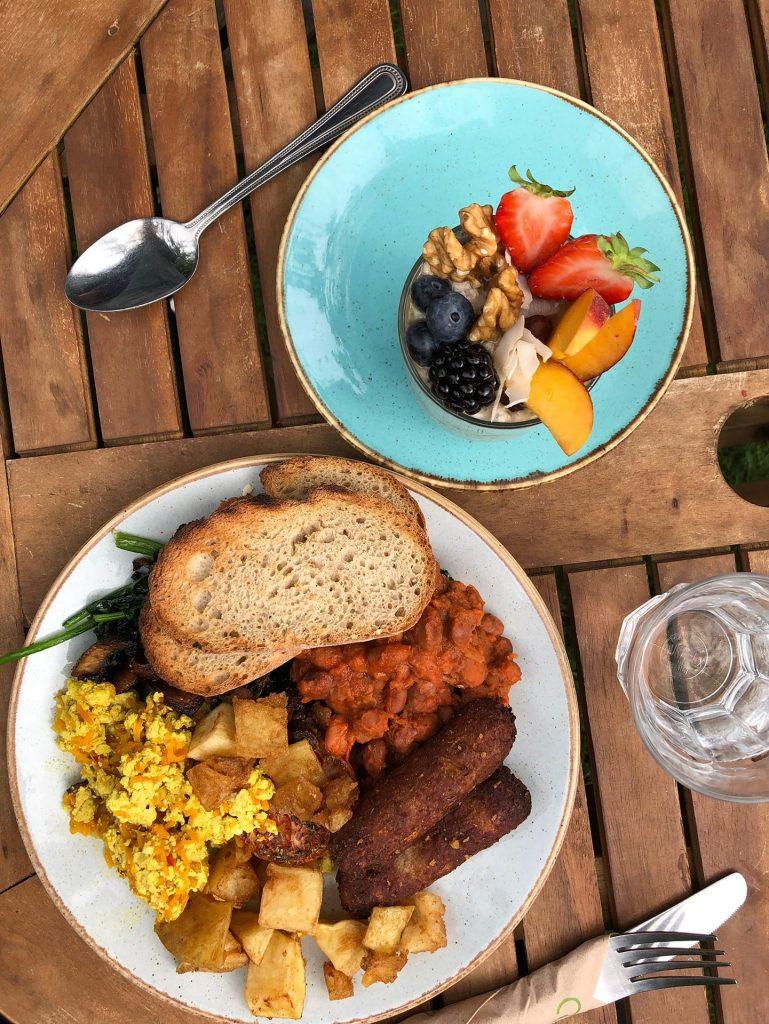 Vegan English Breakfast Londen