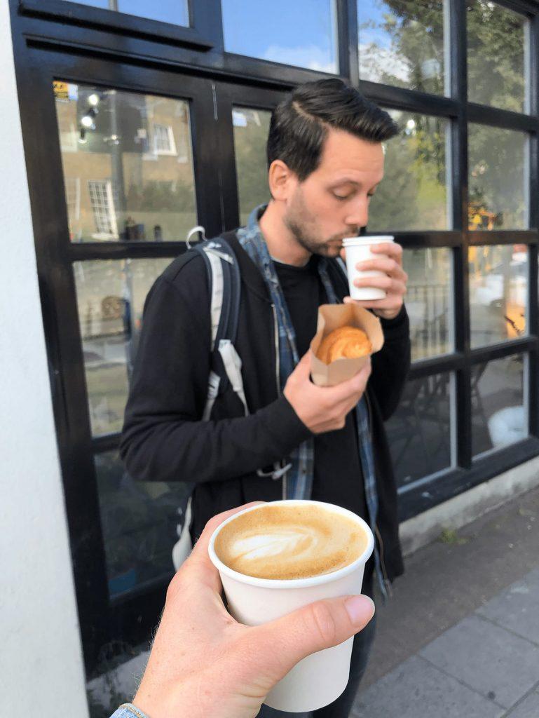 Vegan Koffie Londen