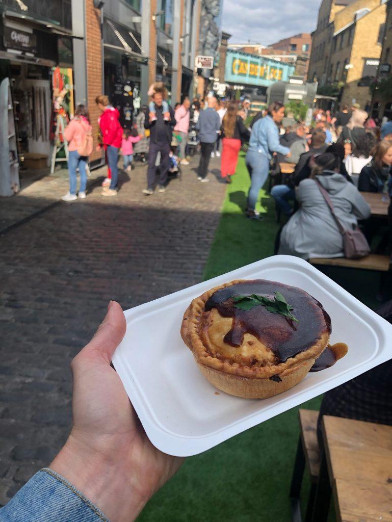 Vegan Pie Londen