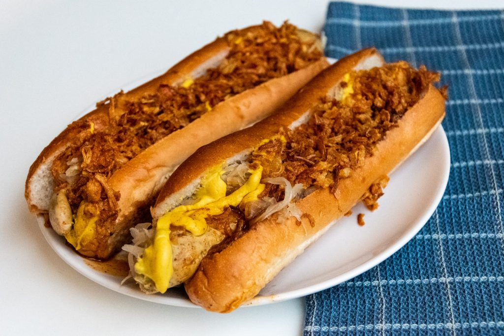 Vegan Streets Vegan Hotdogs
