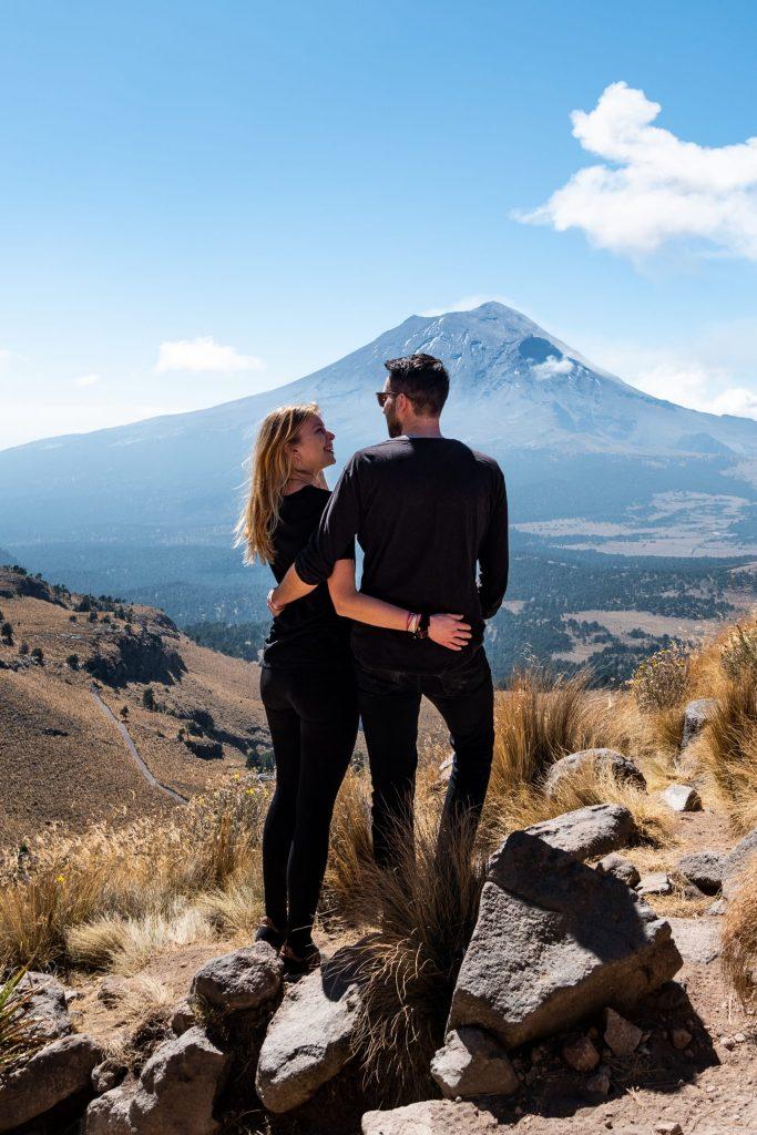 Mexico vulkaan