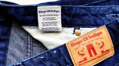 fashion keurmerken Kings of Indigo