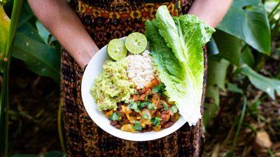 Mexicaanse rijst met bonen recept