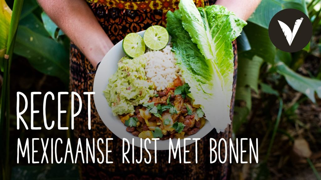 Video Mexicaanse rijst met bonen recept