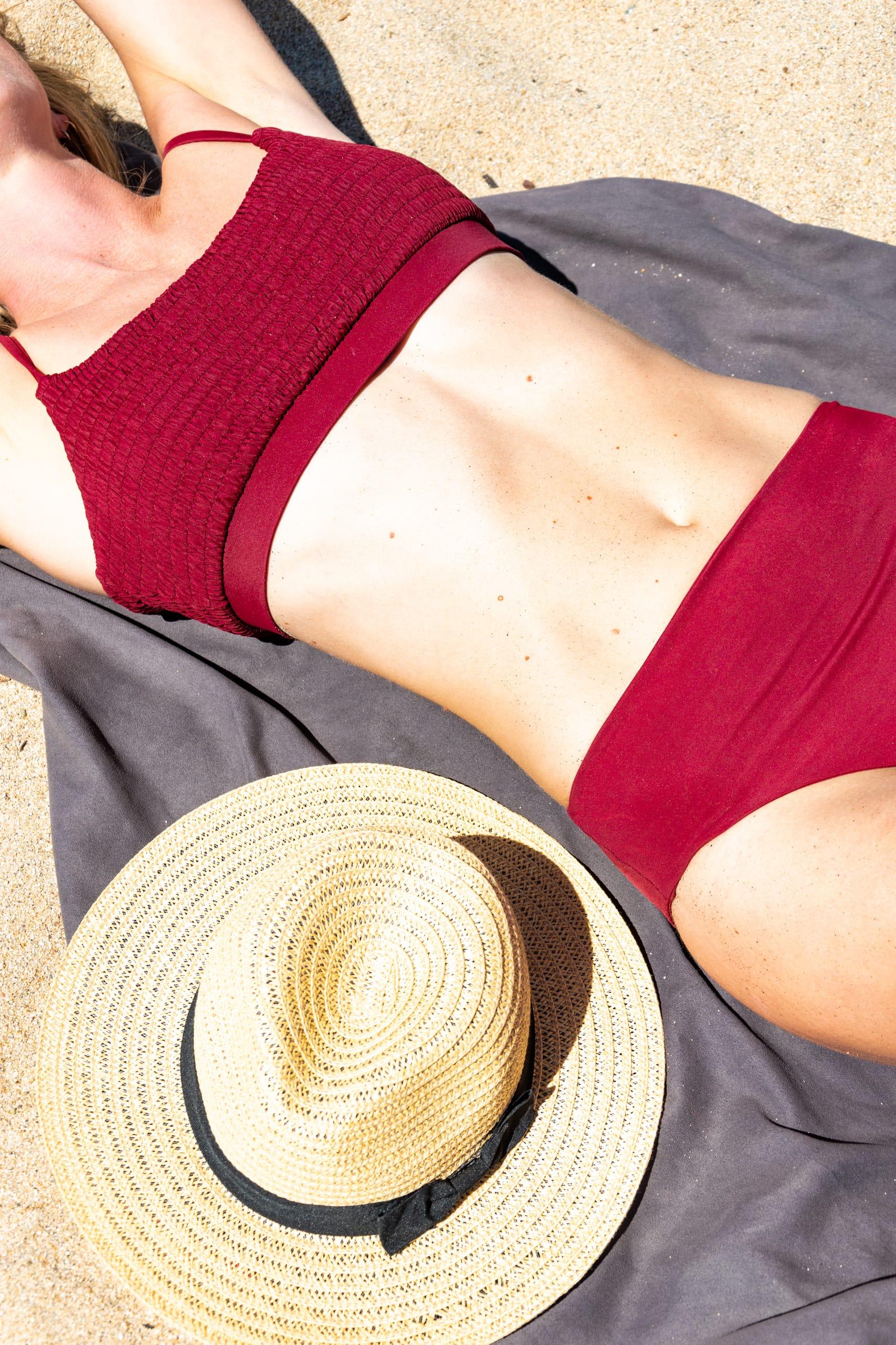 Aya label duurzame bikini