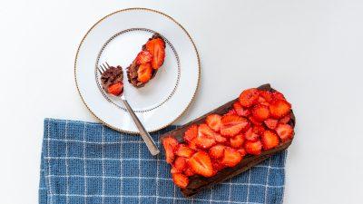 makkelijke vegan chocoladecake