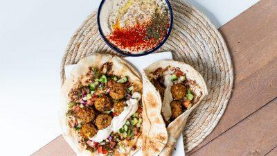 Libanees flatbread